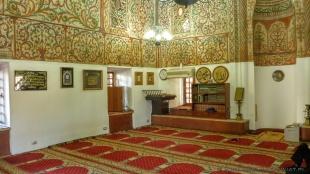 Meczet Ethem Beja w śrosku