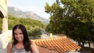 Z naszego balkonu