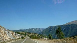 Stan czarnogórskich dróg
