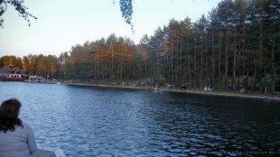 Jezioro z Zlatiborze