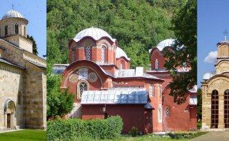 Monastyry Kosowo