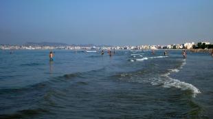 Morze Adriatyckie w Durrës