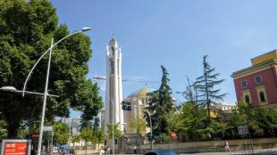 Cerkiew w Tiranie