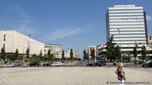 Plac Skanderbega