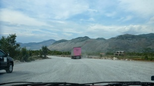 Droga do granicy