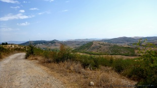 Albańskie tereny
