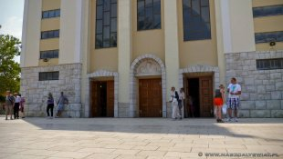 Kościół pw. św. Jakuba w Medziugorie