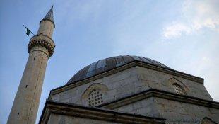 Meczet i minaret