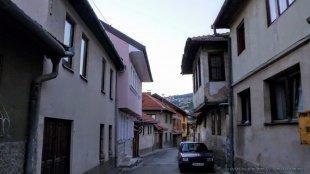 Uliczki Sarajewa