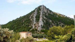 Góra oddzielająca Buljaricę od Petrovac'a