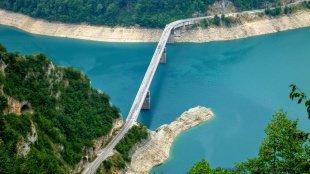 Most nad Kanionem Rzeki Pivy