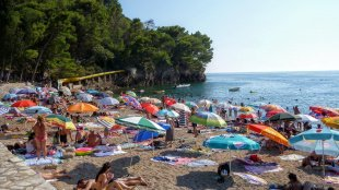 Plaża Lucice