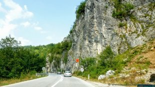 Czarnogórskie drogi