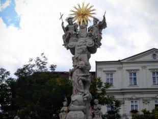 Pomniki w Brnie