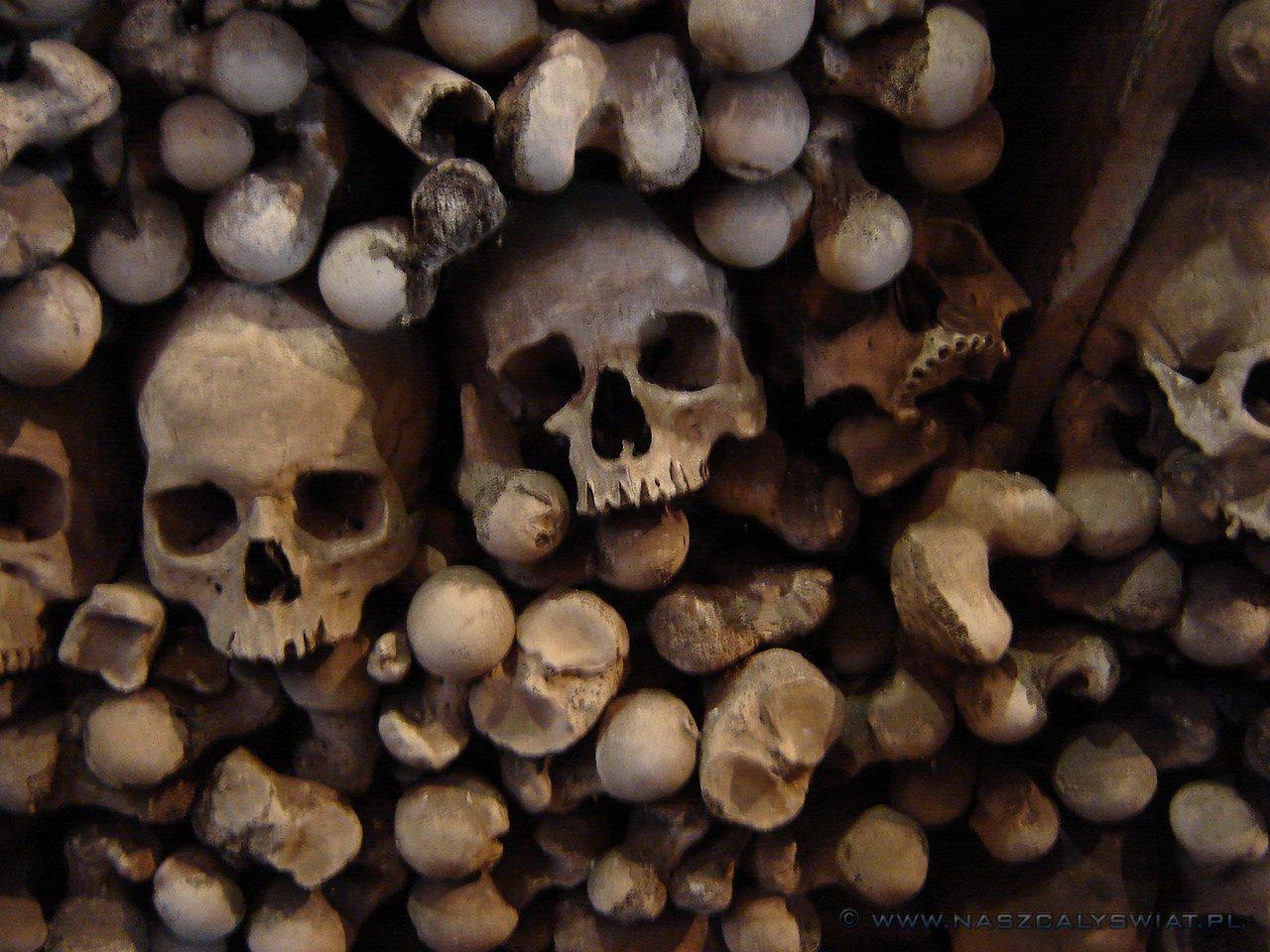 Kutna Hora - Kaplica czaszek