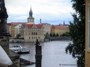 Rzeka Wetława