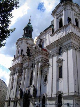 Praskie kościoły