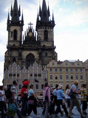 Kościół Najświętszej Marii Panny przed Tynem