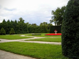 Park w Lednicach