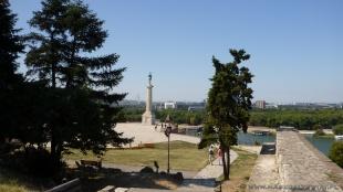 Park na Twierdzy Kalemegdan