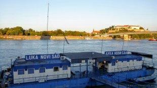 Dunaj i Twierdza Petrovaradin