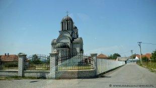 Przyuliczna kapliczka