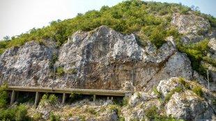 Serbskie drogi i góry