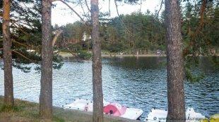 Jezioro w Zlatiborze