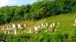 Serbskie cmentarze