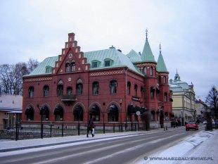 Budynki Nyköpingu