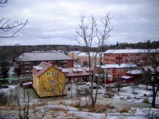 Panorama Nyköpingu