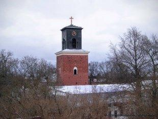 Kościół ze wzgórza