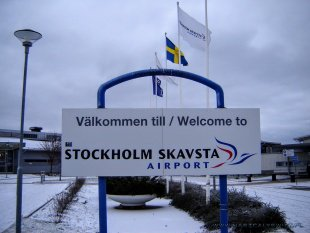 Lotnisko Sztokholm-Skavsta