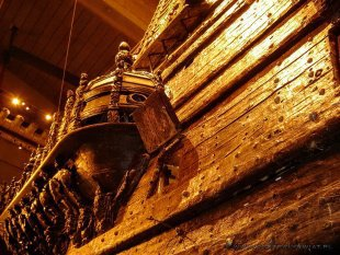 60m królewski galeon