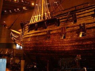 Okręt z 1628r.
