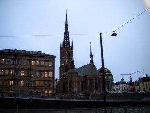 Sztokholm i kościoły