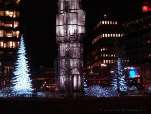 Plac Sergela w Święta