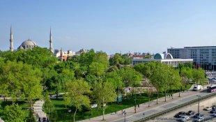Park i Meczet Sehzade