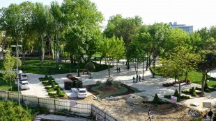 Park przy Akwedukcie Walensa