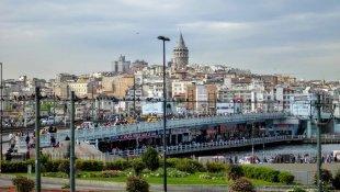 Most Galata i Wieża Galata