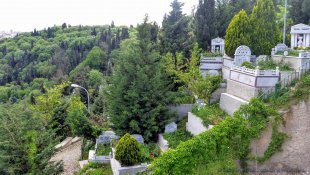 Cmentarz na wzgórzu