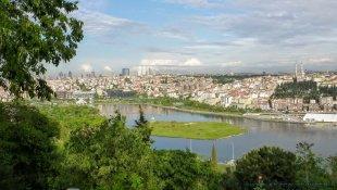 Panorama Stambułu